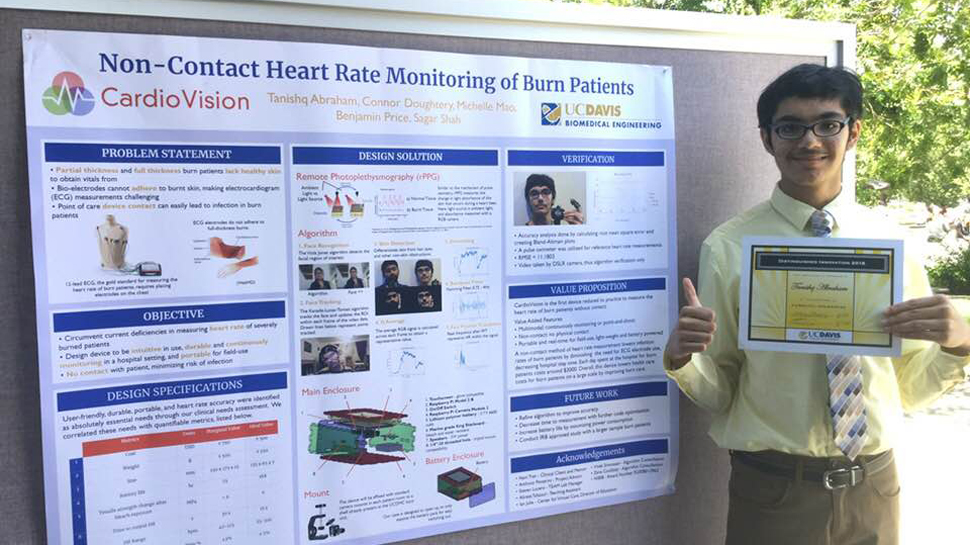15-year-old Indian-American boy Tanishq Abraham becomes engineer, pursues PhD
