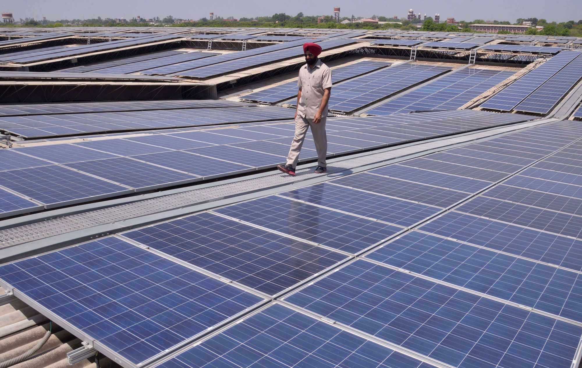 Government imposes safeguard duty on solar cells import for 2 years