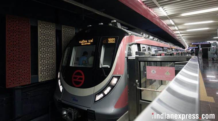 Delhi Metro's Pink Line between DD South Campus and Lajpat Nagar opens from August 6
