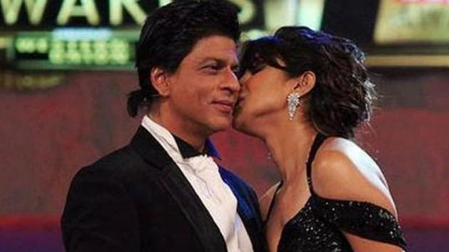 Shah Rukh Khan was asked about Priyanka Chopra's engagement. Watch his response