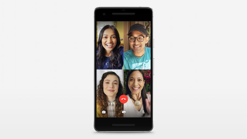 WhatsApp Group Video, Voice Calling Rolled Out for All Android, iPhone Users