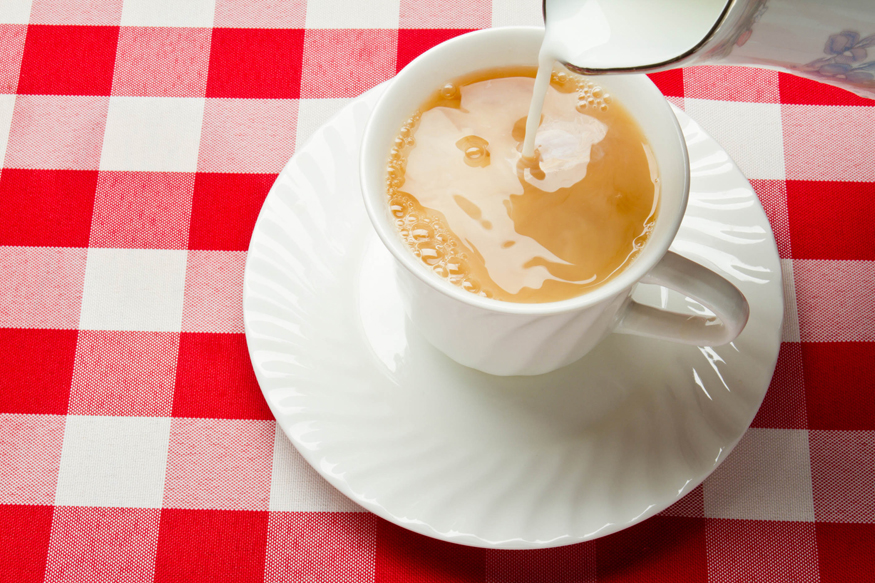 Storm in a Tea Cup: Britain Decides That the Milk Goes in Last