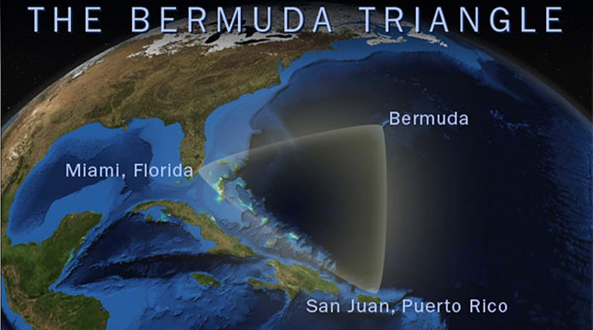 Mystery of Bermuda Triangle solved? Experts claim 'rogue waves' behind disappearances