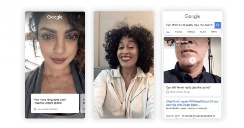 Google's new Q&A app lets celebs personally answer your most boring queries