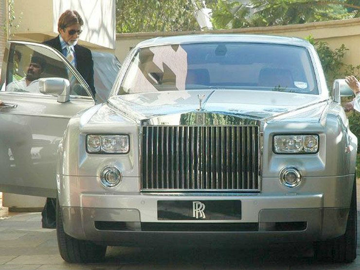 Amitabh Bachchan family & its LUXURIOUS car collection: Range Rover to Rolls Royce