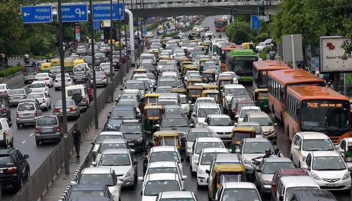 Traffic restrictions in Delhi for Independence Day rehearsal