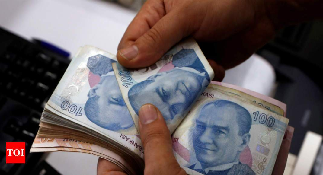 Why the Indian rupee is tumbling over Turkish turmoil