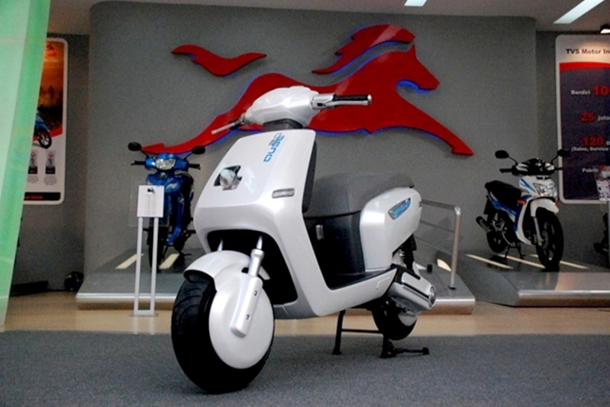 TVS iQube hybrid scooter launch likely on 23 August: 110cc engine with 70 km of range