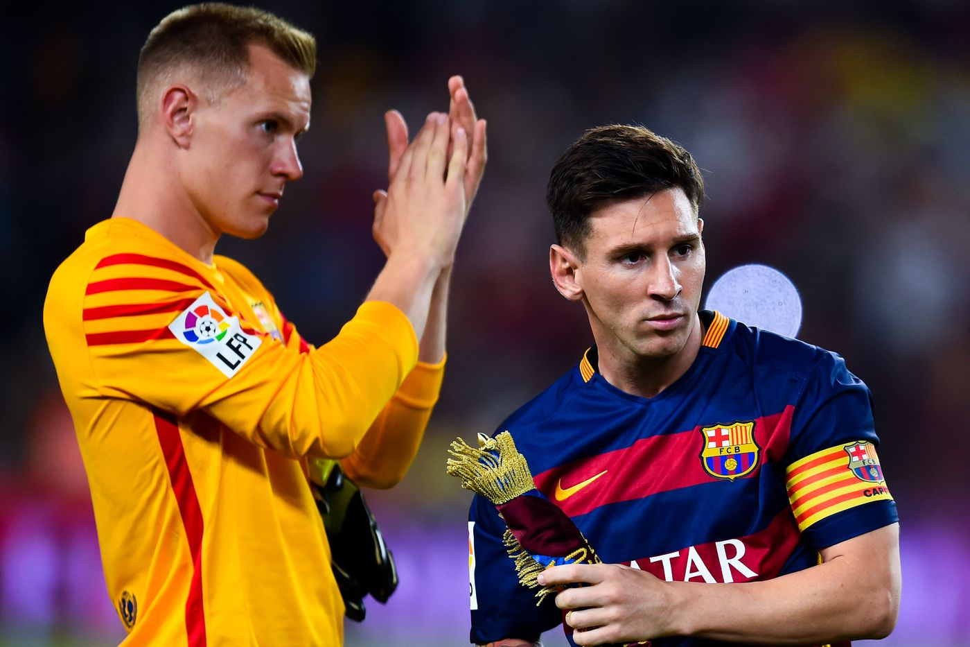 Marc-André ter Stegen: Every Player Can Learn From Lionel Messi's Mental Strength