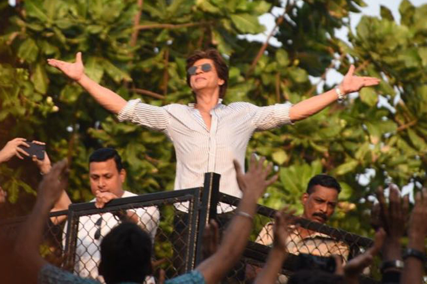 Shah Rukh Khan Picks Former West Indian Great as One of His All-time Favourite Player