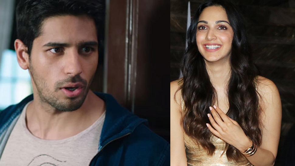 Sidharth Malhotra reacts on dating rumours with Kiara Advani