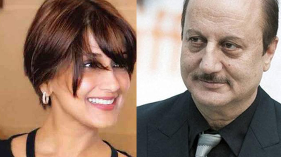 Sonali Bendre is my hero, says Anupam Kher
