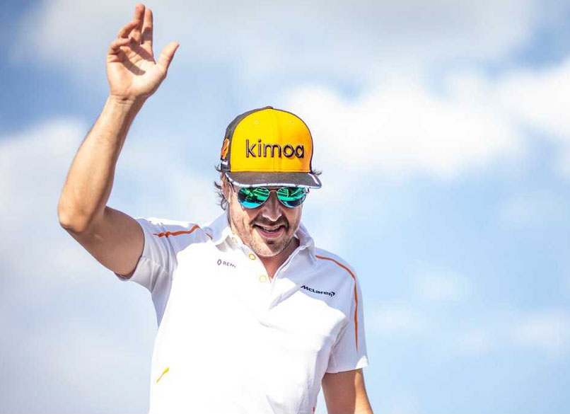 F1: Fernando Alonso Announces Retirement From Formula 1 World Championship