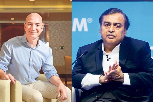 Amazon's real rival in India isn't Walmart, it's Reliance
