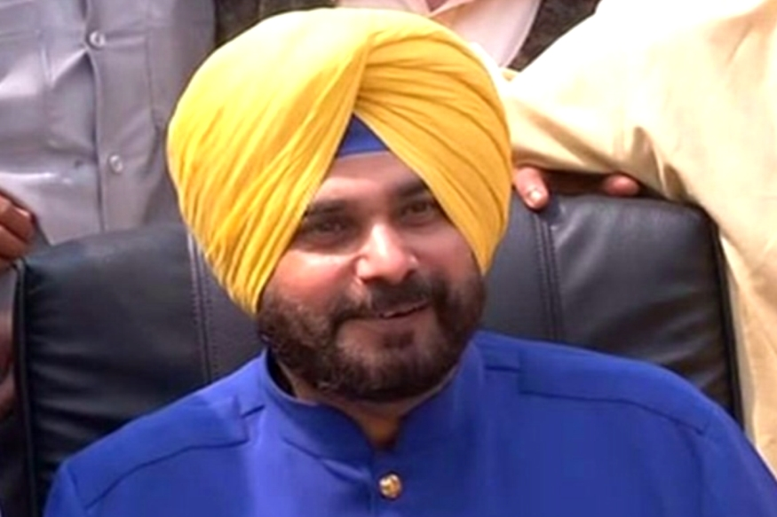 Navjot Singh Sidhu Hugs Pak Army Chief, Seated Next to PoK