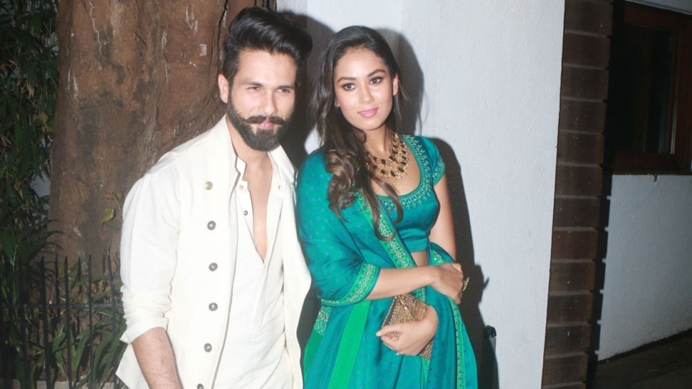 Mira Rajput reveals who will name her and Shahid Kapoor