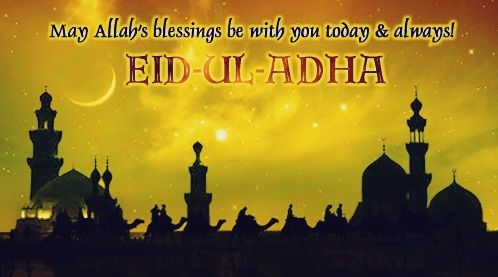 Eid al-Adha 2018 quotes, messages, images to share on WhatsApp and Facebook