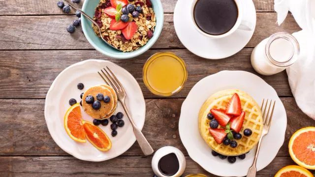 Breakfast is the most important meal of the day. 4 reasons to never skip it