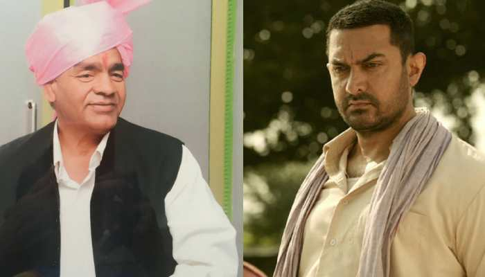 Mahavir Phogat`s response to Aamir Khan`s `Dangal` message for Vinesh Phogat is epic