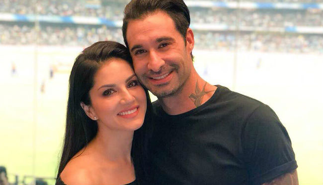 Sunny Leone Reveals How Husband Handled Her Working With Other Men In Adult Films