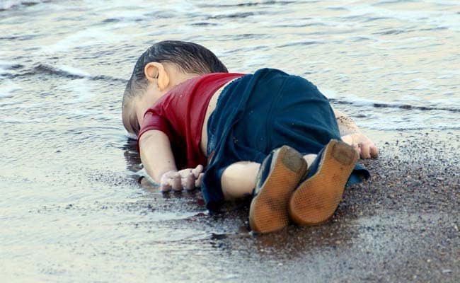 After Photo Of Her Drowned Nephew Went Viral, Syrian Woman Tells Story