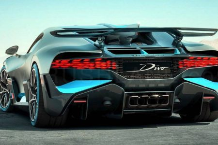 Bugatti Divo sportscar priced at approx Rs 41 crores – Top speed 380 kmph