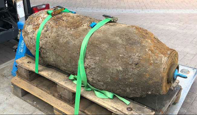 More Than 18,500 Evacuated After World War II Bomb Discovered In Germany