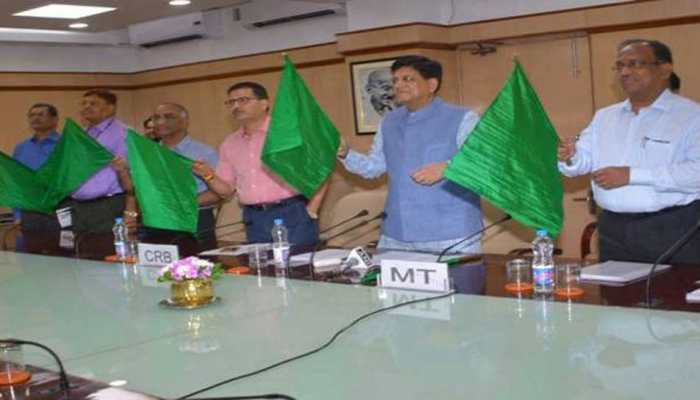 Better rail connectivity between Mussoorie and Nainital now, Railways flags off Kathgodam-Dehradun Naini-Doon Janshatabdi Express