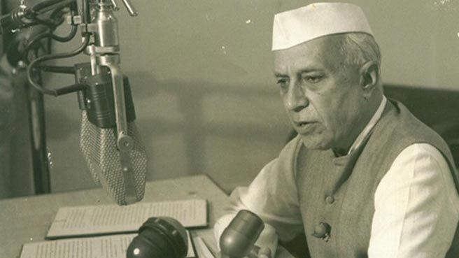 Nehru, the real architect of modern India