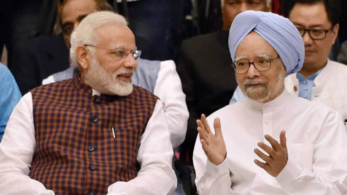 Leave Nehru Memorial Complex Undisturbed, Manmohan Singh Writes To PM