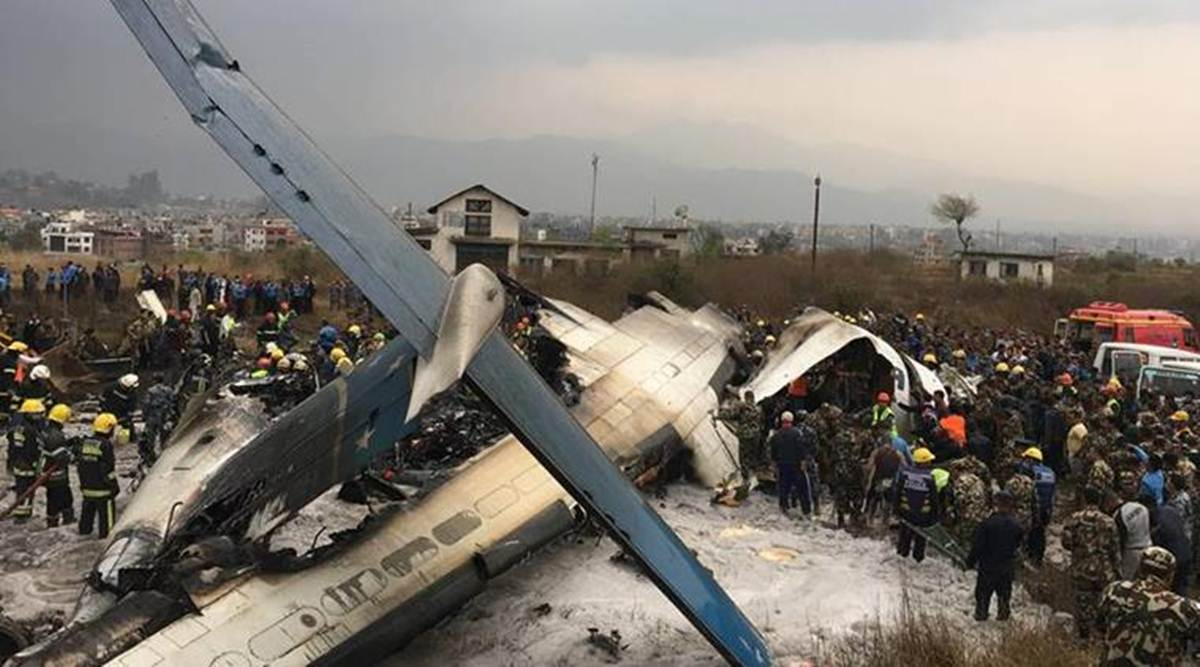 Nepal plane crash: 'Crying, stressed' pilot caused deadly mishap, reveals probe