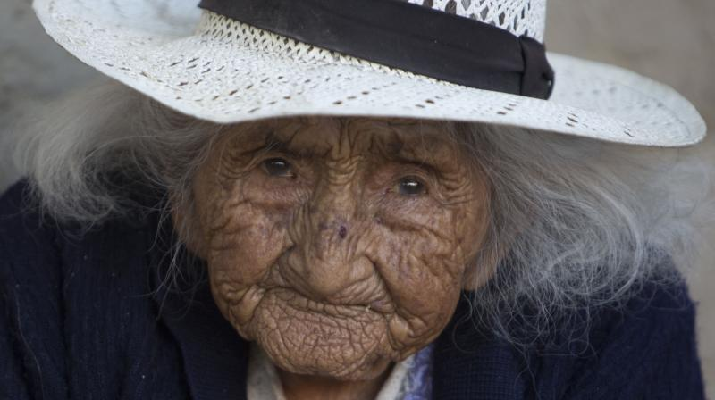 At 118, Julia Flores Colque may be the world