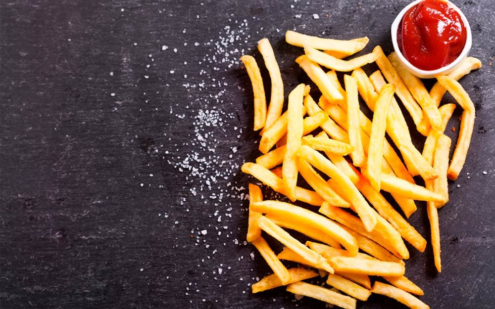 5 healthy snacks you should be eating instead of having French fries