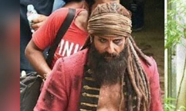 Saif Ali Khan Is Unrecognisable In Pics From Hunter Sets. Bet You Agree
