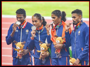 Asian Games: History-makers Swapna, Arpinder shine as India extend golden run in athletics