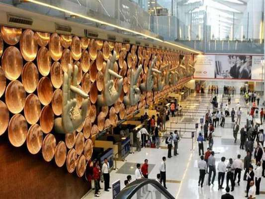 Power Bank Explodes As Woman Throws It At Delhi Airport After Argument