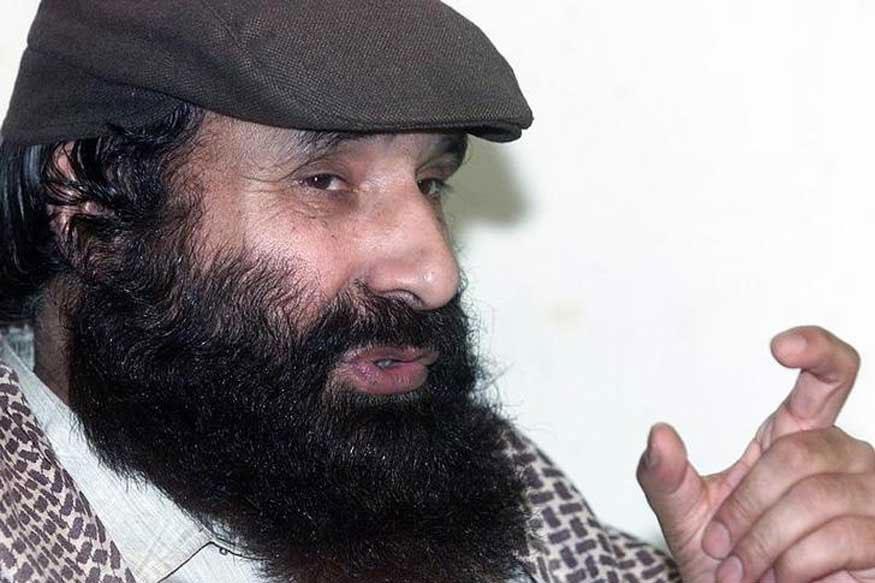 Hizbul Chief Salahuddin