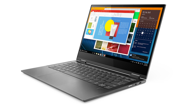 Lenovo Yoga C630 WOS, First Snapdragon 850-Powered Laptop With 25 Hours Battery Life, Unveiled