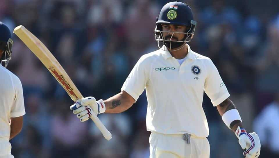 Virat Kohli becomes first Indian to score 4000 Test runs as captain