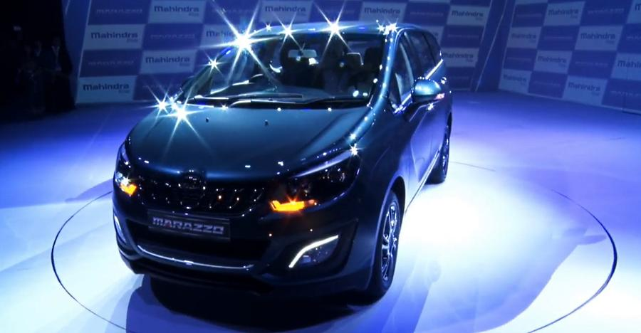 Mahindra Marazzo MPV launched in India: A lot cheaper than the Toyota Innova Crysta