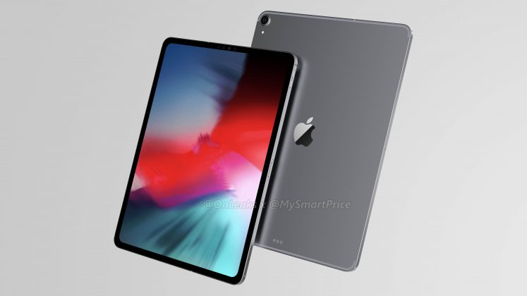 [Exclusive] Apple iPad Pro 12.9 (2018) Images, Specs Leaked Ahead of Company's September 12 Launch Event