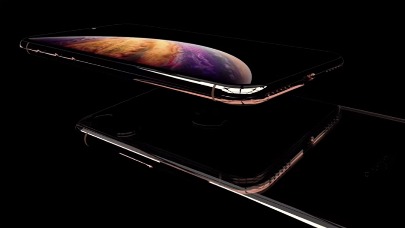 iPhone XS Concept Video Shows Recently Leaked Gold Finish, Glass Back Ahead of Launch