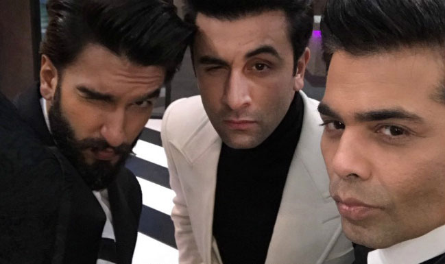 Sorry, Shah Rukh Khan But Karan Johar