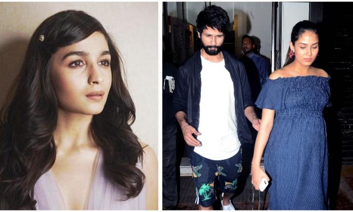 Alia Bhatt congratulates Shahid Kapoor, Mira Rajput for baby boy in an adorable post
