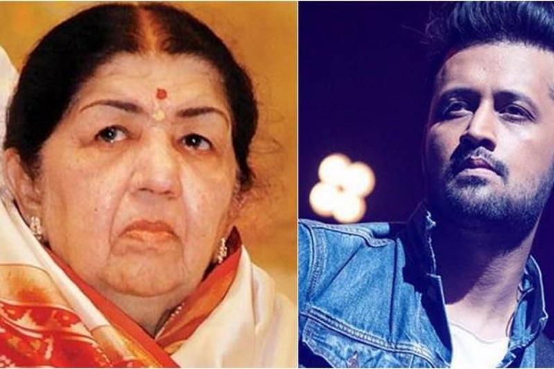 Lata Mangeshkar unhappy with Atif Aslam's 'Chalte Chalte'