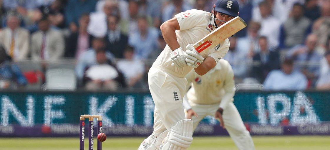 Alastair Cook: Great, but not the greatest