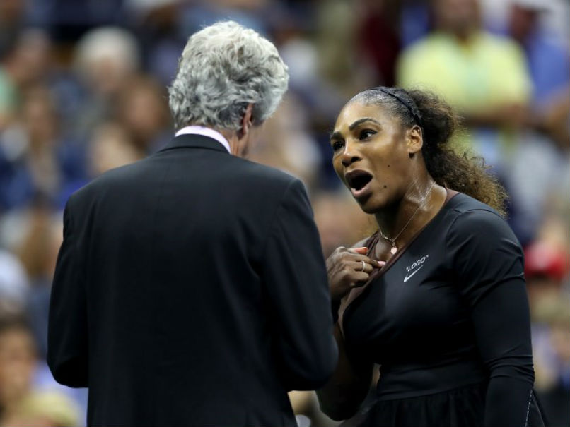 "US Open 2018: ""I Am Not A Cheat"", Serena Williams Accuses Tennis Of"