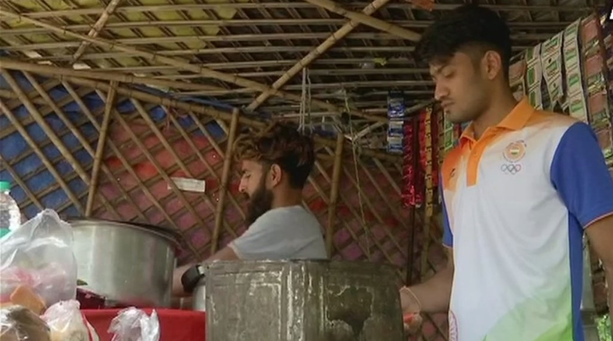Asian Games bronze medallist Harish Kumar returns to selling tea at father's stall