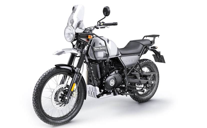 Royal Enfield Himalayan ABS Launched In India, Priced At Rs. 1.79 Lakh