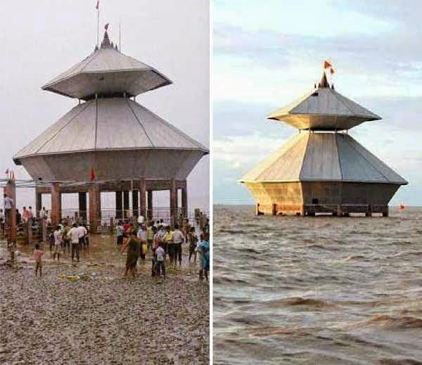 स्तंभेश्वर महादेव – शिव पुत्र कार्तिकेय ने करी थी स्थापना, दिन में दो बार नज़रों से ओझल होता है यह मंदिर